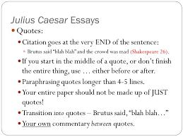 themes in julius caesar quotes julius caesar essays introduction paragraph ppt video online download