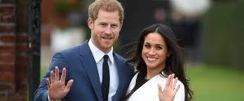 prince harry meghan royal wedding details revealed prince harry and meghan markle to