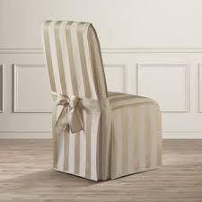 armless chair slipcovers armless chair slipcover wayfair