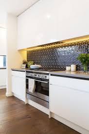 splashback ideas for kitchens the 25 best black splashback ideas on pinterest modern kitchen