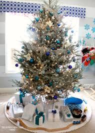 large tree skirt with pom pom trim tree skirts