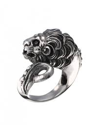 large silver rings images Greek jewelry shop rings large vintage silver lion ring jpg