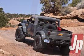 jeep prototype truck mopar nukizer 715 kaiser concept jeepforum com