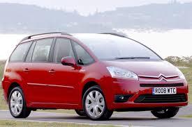 short term car lease europe citroen citroen c4 grand picasso 2007 car review honest john