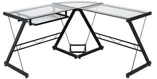 Black Glass L Shaped Computer Desk 17 Best Gaming Computer Desk Now Nov 2017 Buyer U0027s Guide U0026 Reviews