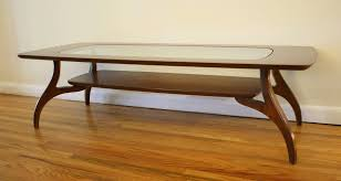 Vintage Glass Top Coffee Table Glass Coffee Table Retro Nafis Home Design Ideas