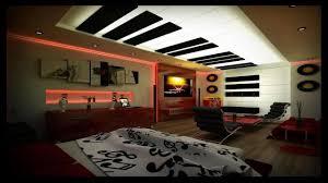 ceiling fans black music themed bedroom for teenage girls music