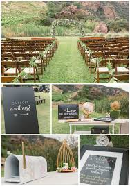 saddlerock ranch wedding in malibu fearon may events