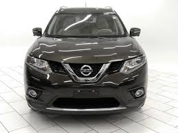 nissan rogue tow package pre owned 2015 nissan rogue sl sport utility in mishawaka