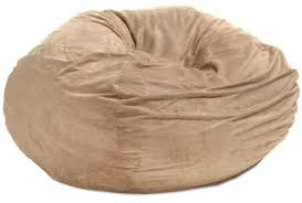 amazon com christopher knight 5 foot faux suede bean bag chair