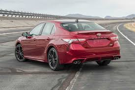 all toyota 11 cool facts about the 2018 toyota camry motor trend