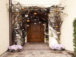 halloween wreaths front doors cute hallowesen decorations for front door 145
