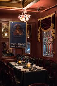 inside the magic castle the most mysterious restaurant in los