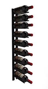 10 best wall mounted wine rack systems u0026 hanging wine racks in 2017
