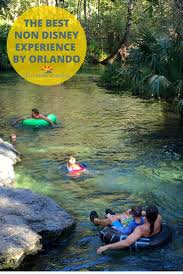 tubing by orlando the best non disney experience orlando florida