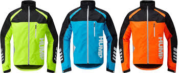 cycling jacket blue hump strobe mens waterproof cycling jacket 43 99 jackets