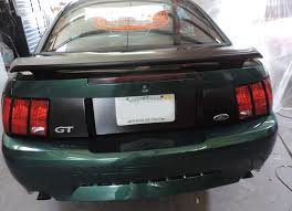 2001 Black Mustang 2001 Ford Mustang Gt