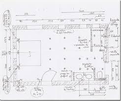 schema electrique chambre comment faire le plan electrique general de votre installation