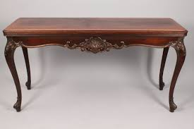 trend console table converts to dining table 46 on elegant design