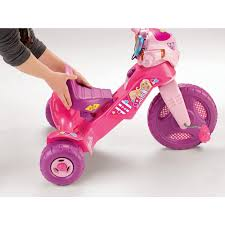 fisher price lights and sounds trike fisher price lights sounds barbie tricycle walmart com