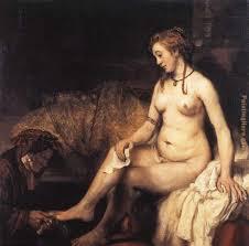 rembrandt bathsheba at her bath painting anysize 50 off