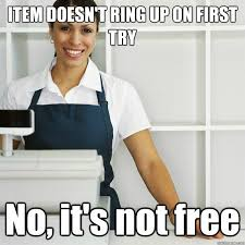 Convenience Store Meme - 13 memes to show the life of a cashier