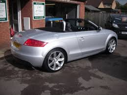 audi convertible 2008 used audi tt 2 0 tfsi exclusive line roadster 2dr 2 doors