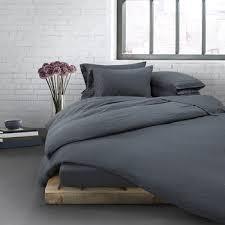 Calvin Klein Duvet Covers Buy Calvin Klein Acacia Grey Textured Duvet Cover Amara