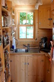 Tiny House Kitchen Designs Park Model Tiny House Interior With Stairs Loft And Bedroom