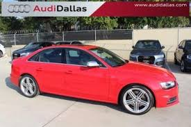 audi s4 used used audi s4 for sale in dallas tx edmunds