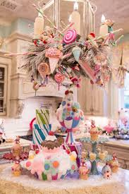 Kitchen Christmas Tree Ideas The Island In My Candyland Christmas Kitchen Turtle Creek Lane