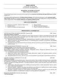 Senior Business Analyst Resume Resume Cv Cover Letter Entry Level Business Analyst Resume Sample
