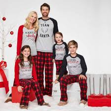 famjams dear santa family pajamas jcpenney