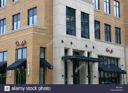 google offices birmingham michigan usa stock photo royalty free