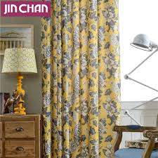 Yellow Curtains For Living Room Compare Prices On Kitchen Curtain Rods Online Shopping Buy Low