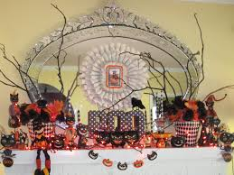 opulent cottage a halloween mantel and some projects for you