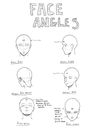 manga face angles by naruto rendan on deviantart