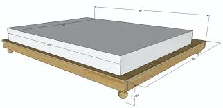 Width Of King Bed Frame What Are The Dimensions Of A King Size Bed Standard King Size Bed