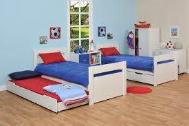 modern bunk bed beds bedroom idea kids ikea small designs space