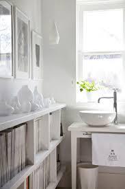 Black White Interior Retro Modern House With Black And White Interior Palette