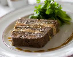 cuisiner le jarret de boeuf recette chateau duhart milon et sa terrine de jarret de boeuf au