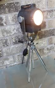 home theater decor u2013 mini stage light u2013 vintage sunset tripod