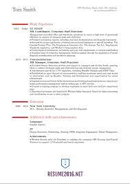 Employee Engagement Resume Resume Guidelines Haadyaooverbayresort Com