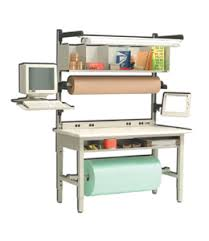 packing table with shelves want a packing bench with your main accessories work benches