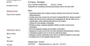 Call Center Supervisor Resume Sample by Call Center Supervisor Cover Letter Call Center Supervisor Resume