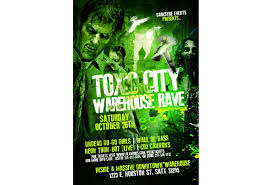 toxic city halloween rave tickets the backstage live on october