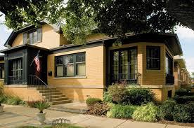 portage park earns landmark bungalow designation chicago tribune