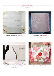 Malay Wedding Invitation Cards Singapore Bhands Invitation Exclusive Promotion Up To 65 Off Western