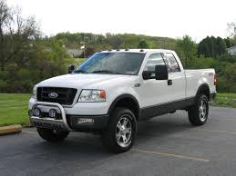 Ford F150 Truck 2004 - 2004 ford f150 crewcab fx4 my fx4 was a 2003 my rides
