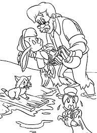 62 disney pinocchio coloring pages disney images